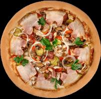 """Пицца """"Деревенская"""""""