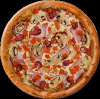 """Піца """"Мисливська"""""""